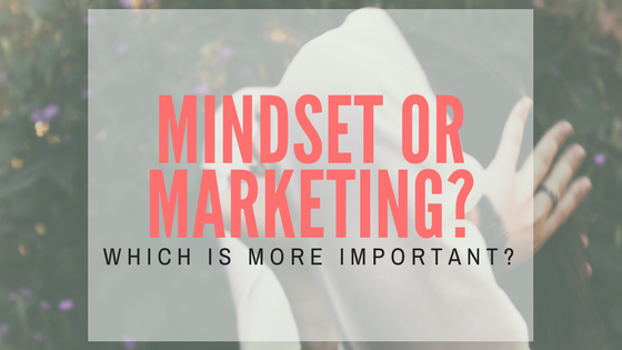 Mindset or Marketing?
